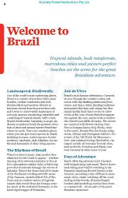 lonely planet brazil travel guide lonely planet regis st louis