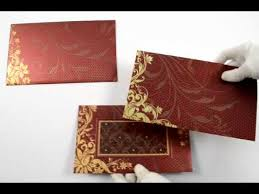 Marriage Wedding Cards Rp5925 Red Color Designer Wedding Cards Marriage Invitation