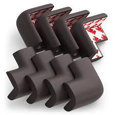 amazon com soft baby proofing corner guards u0026 edge protectors
