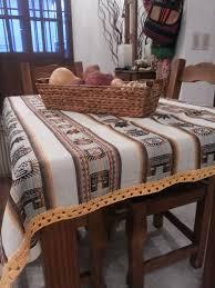 el milagro de mantas ikea y marrón mantel o mantas de aguayo norteño con