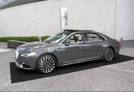 lincoln town car 2017 2017 lincoln continental black label edition test drive