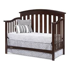 Charleston Convertible Crib by Graco Crib Cherry Baby Crib Design Inspiration