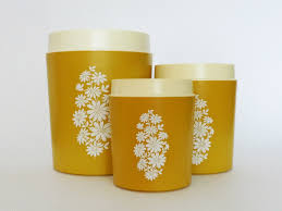 yellow kitchen canisters images where to buy kitchen of dreams