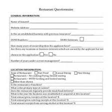 questionnaire template hotel pa polst form download