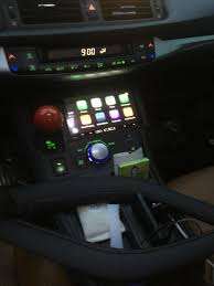 lexus ct200h hacks new here to forum diy alpine ilx 007 page 2
