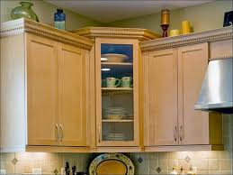 How To Install Kitchen Cabinet Crown Molding Kitchen How To Add Trim To Cabinet Doors Flat Cabinet Door