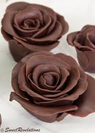 chocolate flowers chocolate roses sweetrevelations