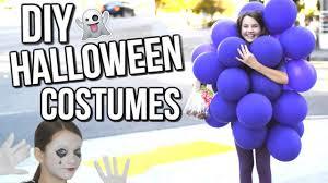 Halloween Grape Costume Clever Diy Halloween Costumes