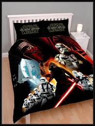 star wars quilt star wars force awakens double bed quilt cover