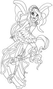 22 best wind club images on pinterest winx club coloring