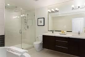 bathroom impressive shower lighting ideas contemporary with master