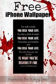 walking dead iphone wallpapers group 68