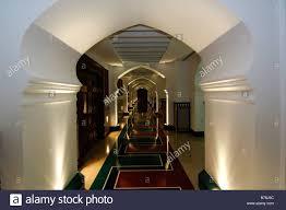 corridor and hotel rooms burj al arab deluxe hotel dubai