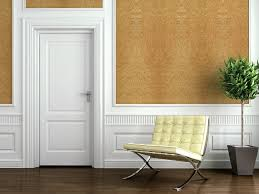 Best Upholstered Walls Images On Pinterest Upholstered Walls - Fabric wall designs