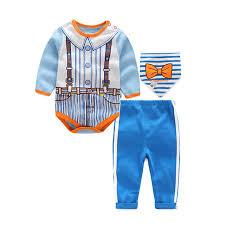 shop 2018 baby boy clothes 8 colour infant clothing
