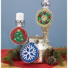 sunrise craft u0026 hobby holiday nostalgia ornament kit walmart com
