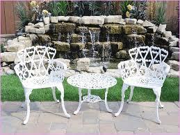 Patio Furniture Cast Aluminum Amazing White Cast Aluminum Outdoor Furniture Aluminum Outdoor