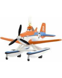 deal alert hallmark disney planes dusty orange airplane