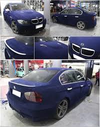 velvet car 1 52x15m 5x50ft deep blue car wrap vinyl film quality velvet