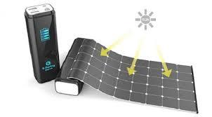 cara membuat powerbank dengan panel surya ini charger portabel tenaga matahari okezone techno