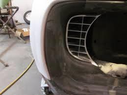 1969 camaro fender 1969 camaro grill to fender contour