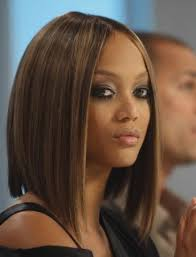 hair cuts all straight hair google tyra banks bob google search hair do pinterest tyra bank