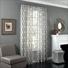 Curtain Rods Either Side Window Curtain Rods Stunning Curtains For Windows Decorating