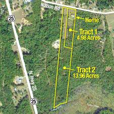 Tract Home by 2809 Nation Road Hodges Sc U2013 Progressive Auction Group