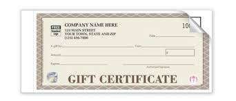 gift card business is your business giving the gift of secure gift certificates