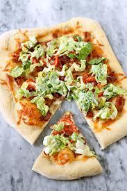 California Pizza Kitchen Tostada Pizza Blt Pizza Perpetually Hungry