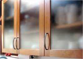 Cabinet Door Front by Glass Front Kitchen Cabinet Door Smartly