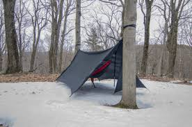 5 tips for staying warm while winter backpacking camping eno