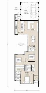 narrow lot home plans m wide house plans beautiful southern living narrow lot 50 ft