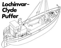 Model Boat Plans Free by Model Boat Mayhem How To Build A Clyde Puffer
