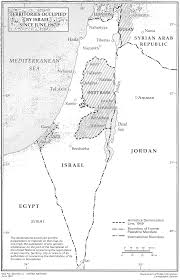 A New Map Of Jewish by A Synopsis Of The Israel Palestine Conflict