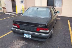 peugeot usa dealers curbside classic 1988 peugeot 405 s u2013 rare then rarer now
