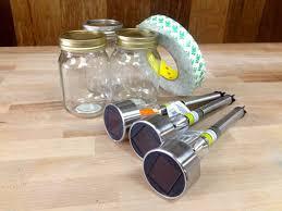 how to make jar solar lights jar solar lights