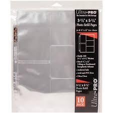 8 5 x11 photo album buy 8 5 quot x11 quot black insert scrapbook refill pages photo