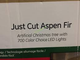 ge 7 5 ft pre lit led easy light technology dual color christmas
