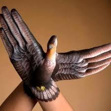 eagle tattoo on finger nice eagle tattoo eagle hand tattoo on tattoochief com