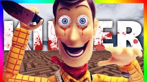 killer toy story gmod horror maze woody buzz lightyear