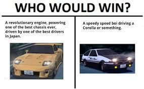 Memes D - initial d car meme album on imgur