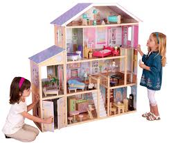 kid kraft majestic doll house 145 from 250