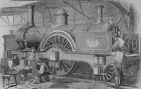 bbc standard grade bitesize history the coming of the railways