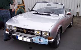 peugeot 504 coupe the 20 most beautiful french cars of all time drivetribe