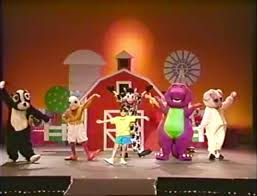 Barney And The Backyard Gang Episodes Barney And The Backyard Gang Barney In Concert Part 17 Barney