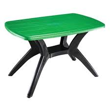 Plastic Dining Tables Uma Plastics Limited Exporter In Camac