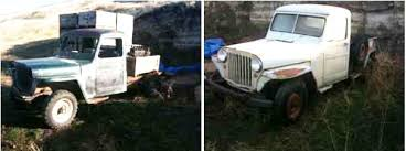 Jeep Bed Frame Trucks Search Results Ewillys Page 4