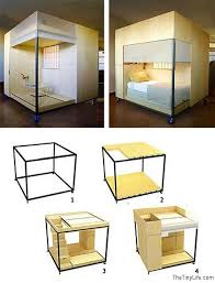zen spaces zen cube mobile living space the tiny life