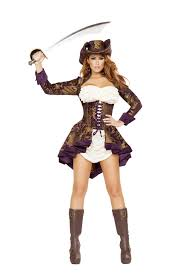 3pc classy pirate costume escape halloween costumes yourlamode